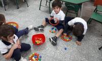 Matemática en sala 4°D!!