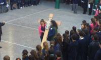 Virgen de la Cruz de San Damián